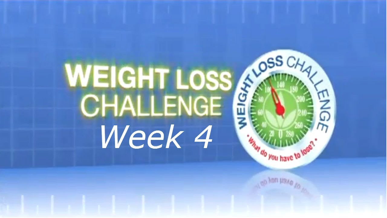 Herbalife Weight Loss Challenge Week 4: Increase Your ...