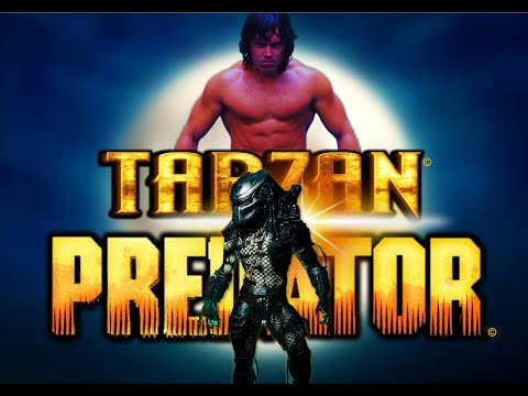 TARZAN VS PREDATOR trailer 2014