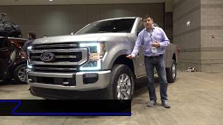 2020 Ford SuperDuty First Look