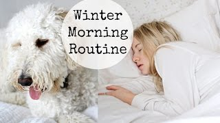 WINTER MORNING ROUTINE 2017