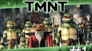 TMNT Game-Я ЧЕРЕПАШКА[1 серия]