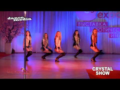KiSSaS / I love Roc'n'Roll (High Heels choreo/ go-go dance show)
