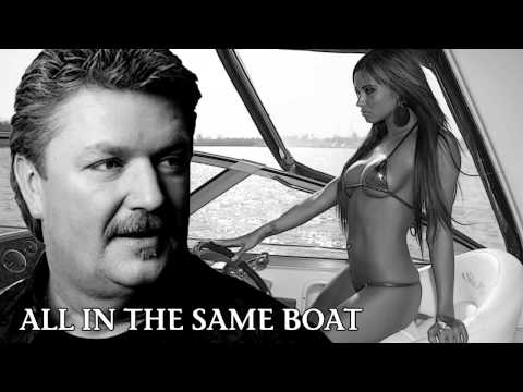 *NEW* Joe Diffie - All In The Same Boat (2013)