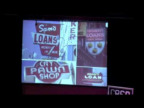 Jay Grossen - Xxx. Motel. Sex. How Neon Signs Got So Dirty video