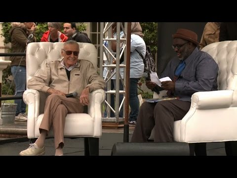 Stan Lee | 2016 L.A. Times Festival of Books