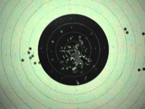 RONI-G1 Glock Carbine Kit CAA Tactical 120 tiros en el blanco.