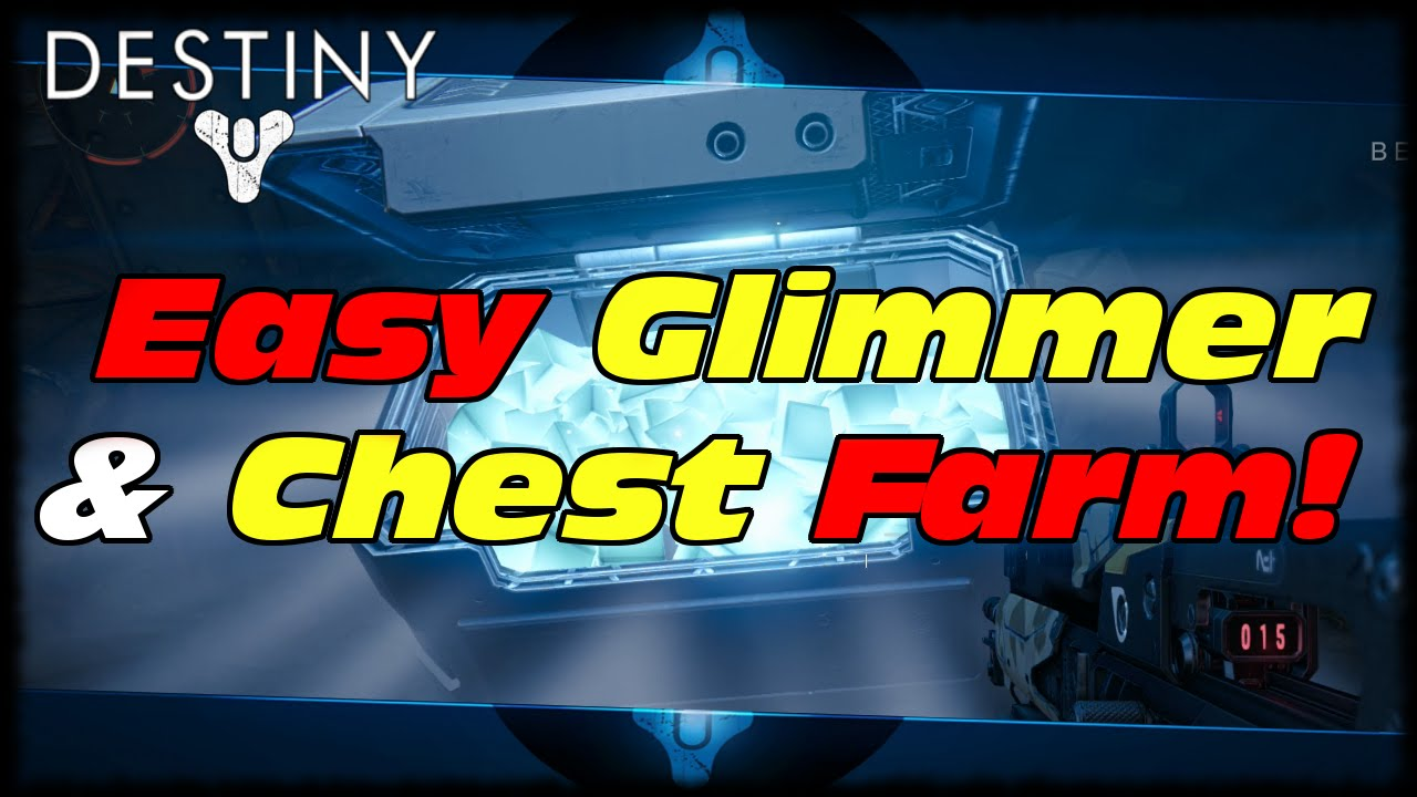 Destiny how to farm 20 000 glimmer per hour destiny fastest glimmer