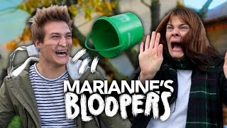 MARIANNE MARIENNE MARJANNSEN'S BLOOPERS | Joey's Jungle