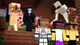 SOPRAVVIVERE 24h NELLA CASA DEGLI SCP!! 💀 - Minecraft ITA