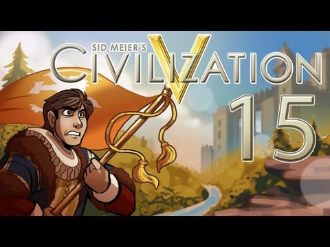 Let's Play Civilization 5: Gods and Kings - The Dutch - Part 15: No One is Safe