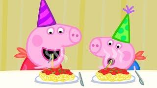 Peppa Pig Português Brasil   Alimentação Saudável🥕HD   Peppa Pig