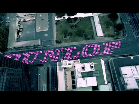 Dunlop Tyres Brand - Pink Cars (Breast Cancer Awareness)