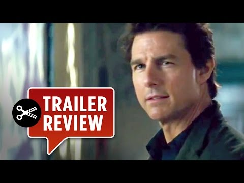 Instant Trailer Review: Mission: Impossible Rogue Nation Official Trailer #1 (2015) - Movie H