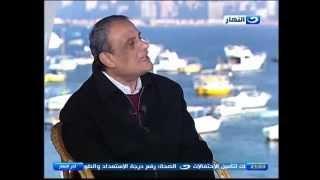 اخر النهار - لقاء من قلب الاسكندرية مع الشاعر / علاء خالد