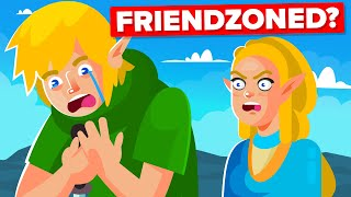 Is Link Stuck in the Friendzone With Zelda? (Legend of Zelda)