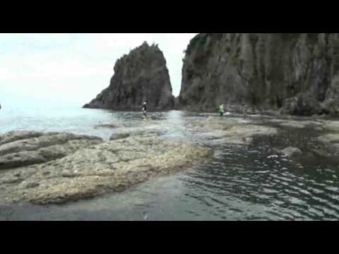釣りガールと行く 日本海の秋イカ釣り!