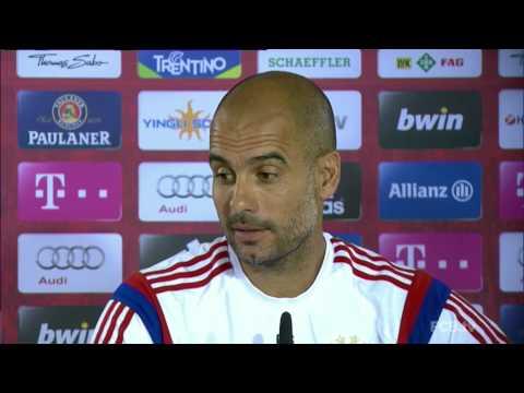 Pep Guardiola zu Miroslav Kloses DFB-Rücktritt: