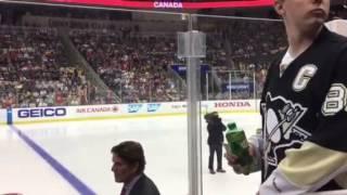 World Cup Hockey 2016 Team Canada can Team Russia