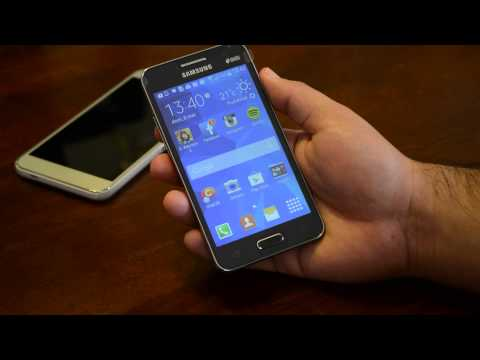 Samsung Galaxy Core 2. completo review en español