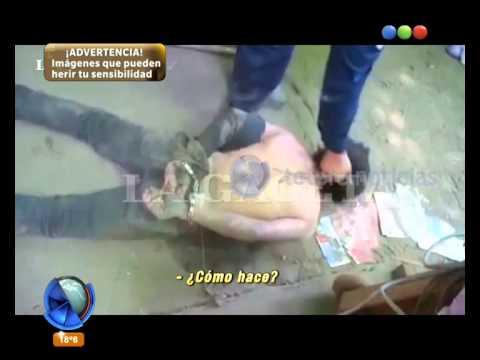 Investigan tortura policial en Tucumán - Telefe Noticias