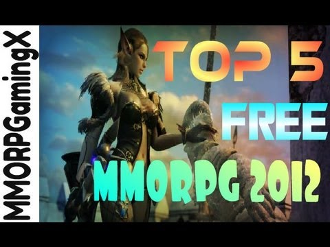 Top 5 Free To Play MMORPG for 2012