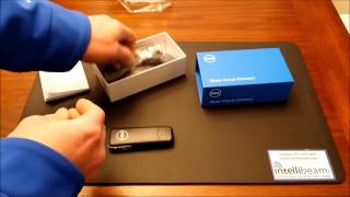 Dell Wyse Cloud Connect (Android Stick) unboxing by Intellibeam.com