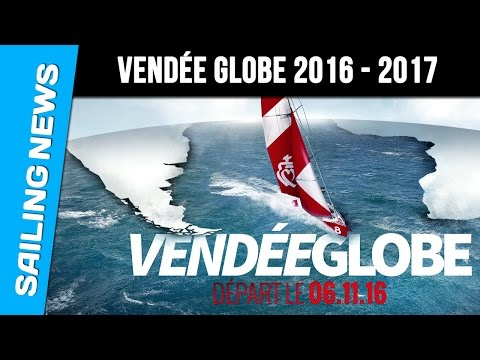 Vendée Globe 2016 - Bande annonce