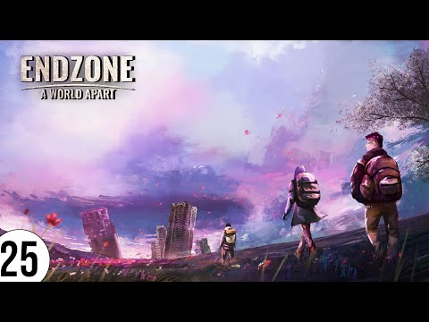 ENDZONE - A World Apart | 25 | Die Bevölkerung schrumpft | Let's Play | deutsch