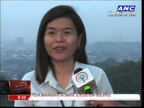 PAGASA: Haze in CDO from forest fires in Indonesia