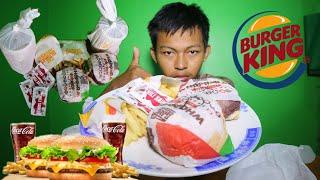 BURGER KING | 2 PAKET 4-CHEESE WHOPPER JR⁉️