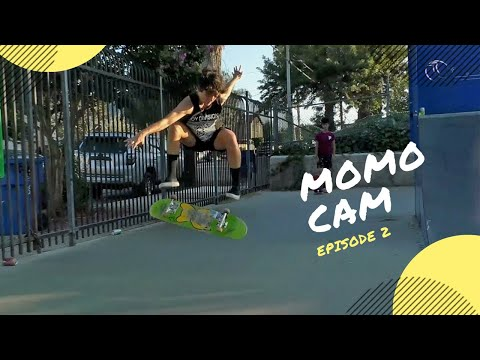 Momo Cam Espisode 2 : Marsh Park with Vanessa, Sam & Jenn