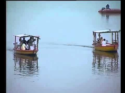 "PM Modi at the launch of environment friendly ""E Boats"" at Assi Ghat, Varanasi"