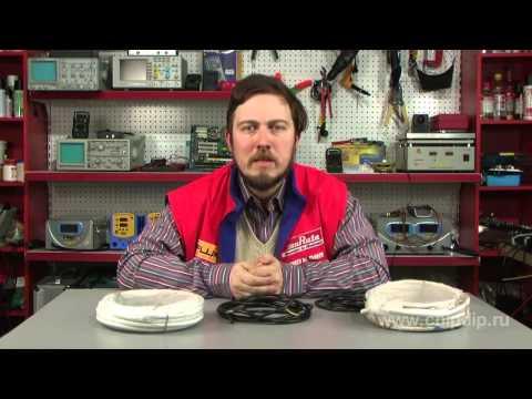 Видео как выбрать телевизионный кабель
