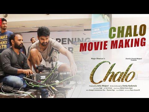 Chalo Official Making Video | Naga Shaurya, Rashmika Mandanna | Ira Creations