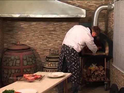 Как готовить в печи - видео