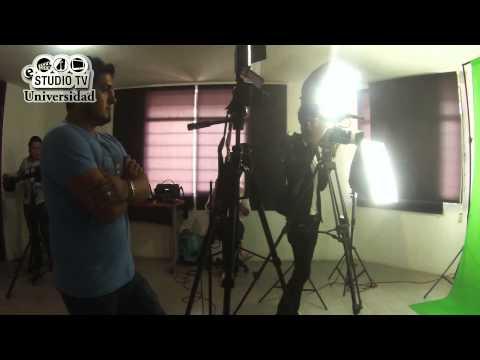 Estudio TV Universidad - Karla Baso Televisa