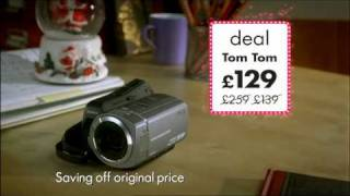 We Deal In Your Ideal - Comet TV Ad - 10th December 2009 (Ad1)