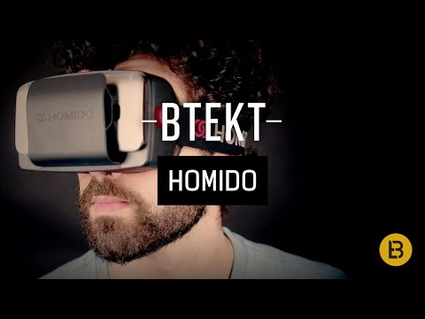 Homido Review: Virtual Reality Headset For IOS And Android