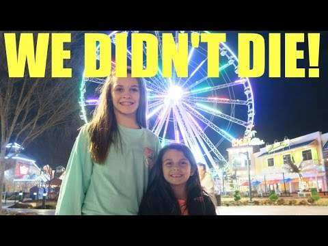 THANK GOODNESS WE DIDN'T DIE! | Emma & Ellie