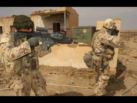 Australian Army In Iraq and Afghanistan