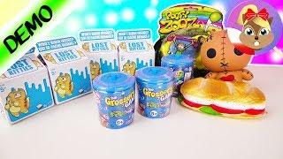 *NOWOŚĆ* XXL Lost Kitties - otwarcie, The Grossery Gang, Sandwich Squishy - nowe zabawki!