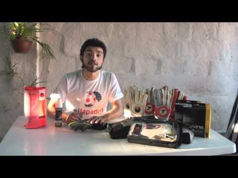 Video Ayuda: Cuidado y Lavado de Guantes de Arquero
