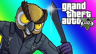 GTA 5 Online Funny Moments - 3v3 Kill Quota!