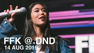 Faye Fang Kaew @ DND 14 Aug 2019