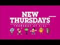 CN - New Thursdays - Week of February 5th (LONG Promo)