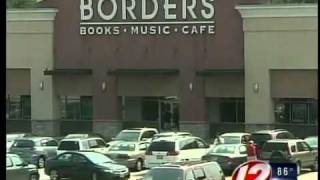 Final chapter for Borders Books