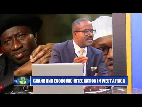 GHANA AND ECONOMIC INTEGRATION IN WEST AFRICA