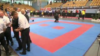 Tatami 3 WAKO European Championships 2018