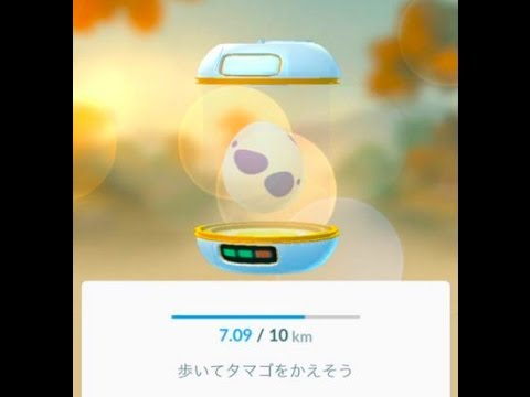 【ポケモンGO攻略動画】【大当たり】ポケモンGO10kmタマゴ三連発!!!  – 長さ: 1:12。