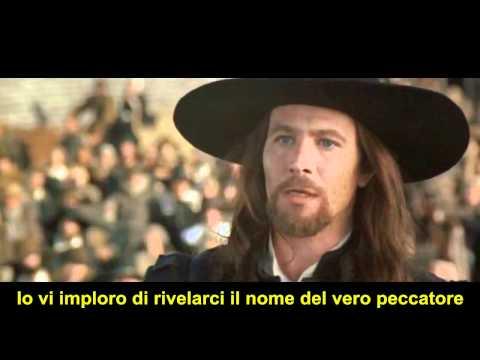 La lettera scarlatta – trailer ita HD